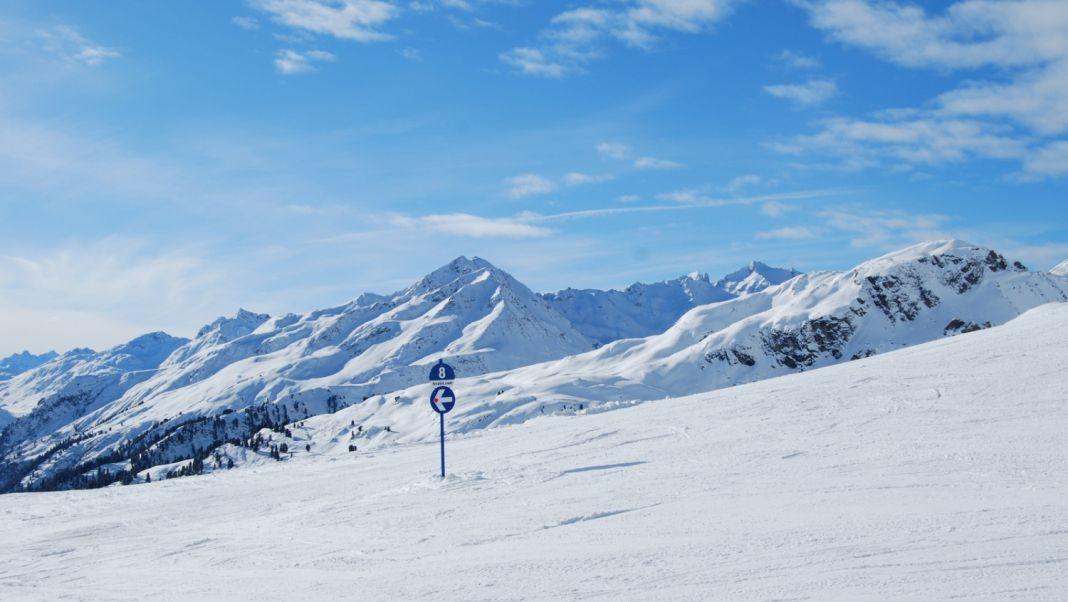 st anton arlberg skipiste
