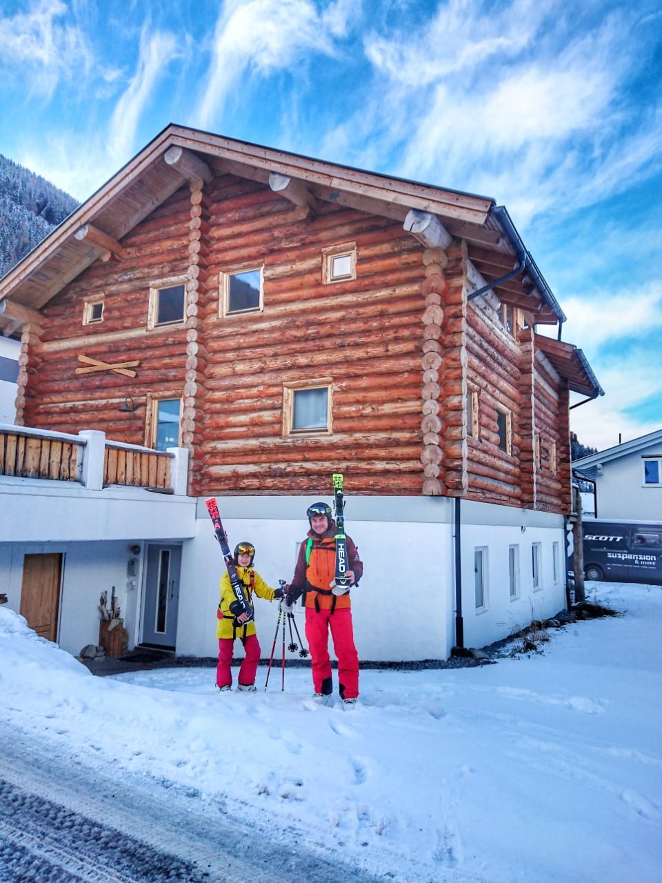 Haus Freestyle Arlberg familie Zangerl